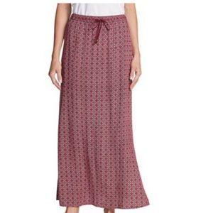 NWT Eddie Bauer Women's Four Winds Skirt